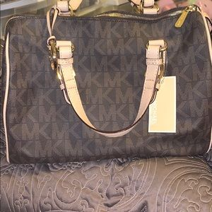 Michael Kors Grayson purse
